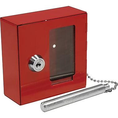 Barska Small Breakable Emergency Key Box