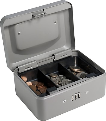 Barska Extra Small Cash Box with Combination