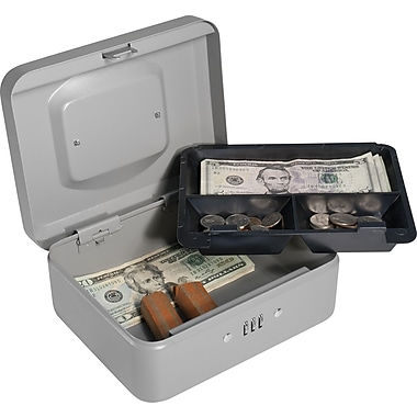 Barska® Small Cash Box with Combination Lock