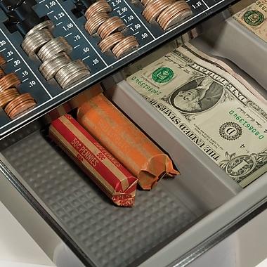 Barska® Cash Box with Coin Tray and Key Lock