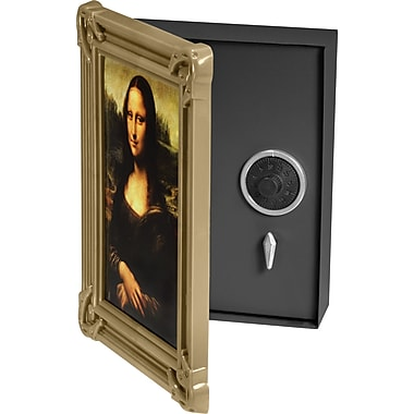 Barska Picture Frame Safe with Combinaiton Lock