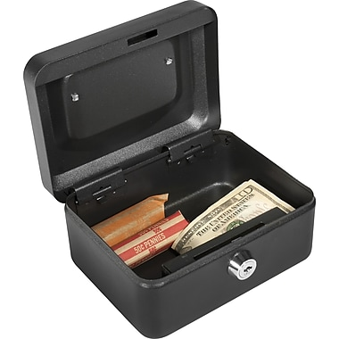 Barska® Extra Small Cash Box with Key Lock