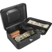 barska small cash box with key lock staples. Black Bedroom Furniture Sets. Home Design Ideas