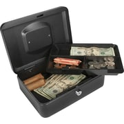Barska® Cash Box with Key Lock