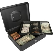 Barska® Large Cash Box with Key Lock