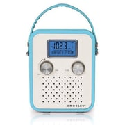 Crosley Radio Songbird Portable Radio, Turquoise
