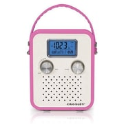 Crosley Radio Songbird Portable Radio, Pink