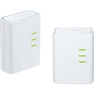 D-Link DHP-309AV PowerLine AV 500 Network Starter Kit