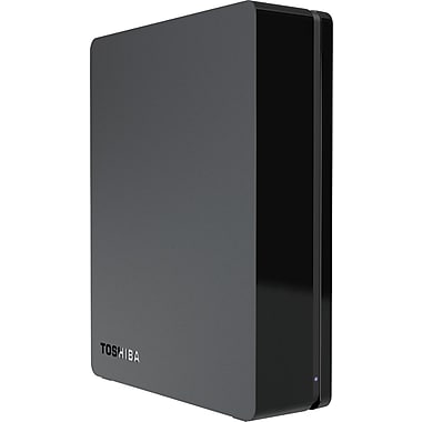Toshiba Canvio Desktop 3TB Desktop USB 3.0 External Hard Drive (Black)
