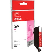 Staples Remanufactured Magenta Ink Cartridge Compatible with Canon CLI-226M