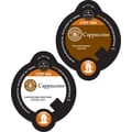 Keurig Vue Pack Barista Prima Coffeehouse Cappuccino, 8 Frother + 8 Coffee/Pack