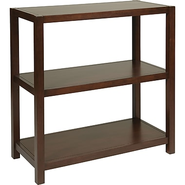 OSP Designs™ Hampton 3-shelf Bookcase