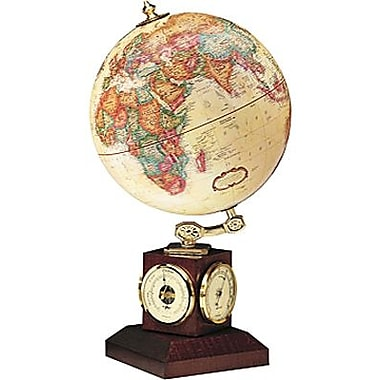 Replogle - Mappemonde de style antique Weather Watch de 9 po