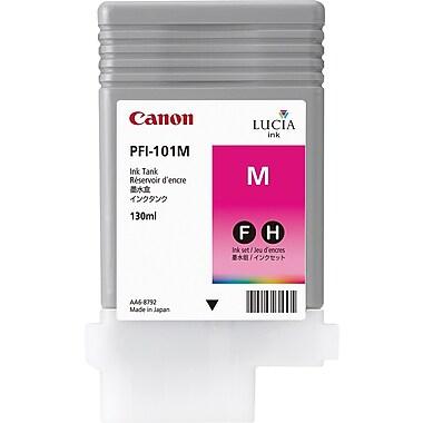 Canon PFI-101M Magenta Ink Tank (0885B001)