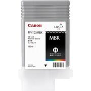 Canon - Réservoir d'encre PFI-103 (2211B001), noir mat