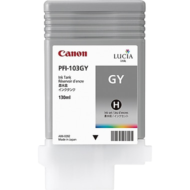 Canon - Réservoir d'encre PFI-103 (2213B001), gris