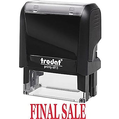 Trodat® Printy 4911 Climate Neutral Self-Inking Stamp - FINAL SALE