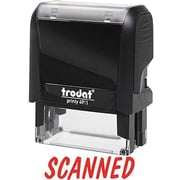 Trodat® Printy 4911 Climate Neutral Self-Inking Stamp - SCANNED