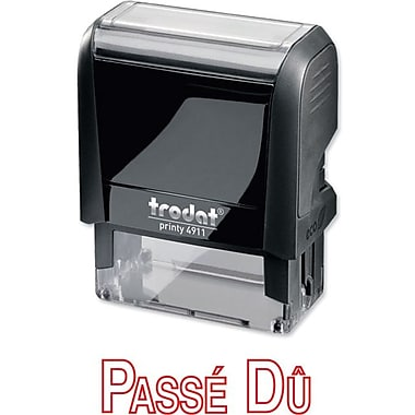 Trodat® Printy 4911 Climate Neutral Self-Inking Stamp – PASSÉ DÛ