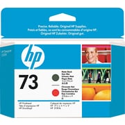 HP 73 Black Matte/Chromatic Red Printhead (CD949A)