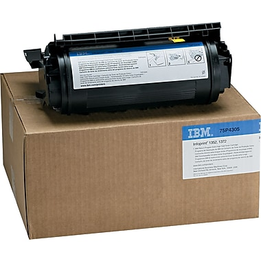 InfoPrint Black Toner Cartridge (75P4305), Extra High Yield