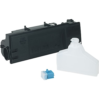 Kyocera Mita Black Toner Cartridge (TK-57), High Yield