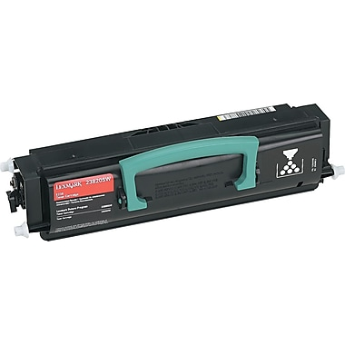 Lexmark E238 Black Toner Cartridge (23820SW)