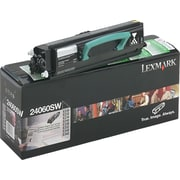 Lexmark E240/E340 Black Toner Cartridge (24060SW), Return Program