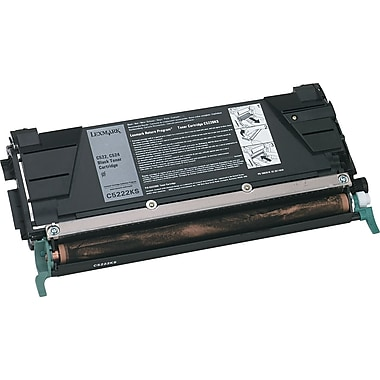 Lexmark Black Toner Cartridge (C5222KS)