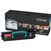 Lexmark E250/E350 Black Toner Cartridge (E250A21A), Low Yield