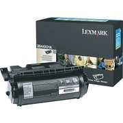 Lexmark Black Toner Cartridge for Label Application (X644X01A), Extra High Yield Return Program