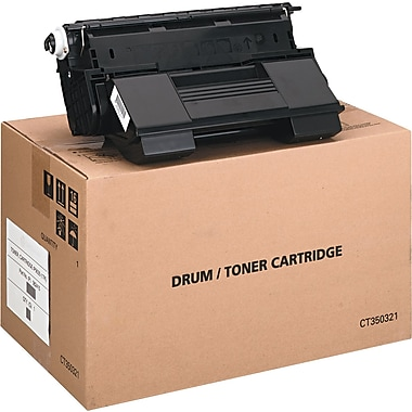 TallyGenicom Black Toner Cartridge (062415), High Yield