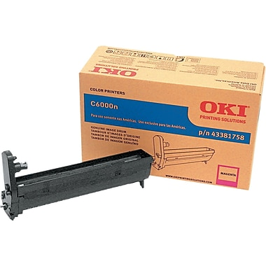 Okidata Magenta Drum Cartridge (43381758)