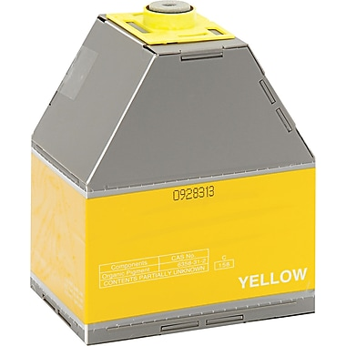 Ricoh Yellow Toner Cartridge (884901), High Yield
