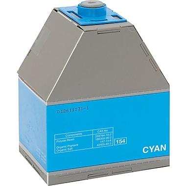 Ricoh Cyan Toner Cartridge (884903), High Yield