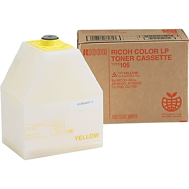 Ricoh 885373 Yellow Toner Cartridge