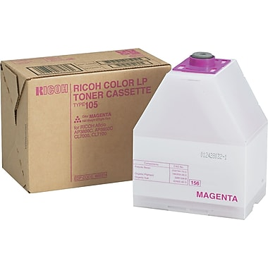 Ricoh 885374 Magenta Toner Cartridge