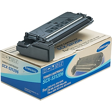 Samsung Black Toner Cartridge (SCX-5312D6)