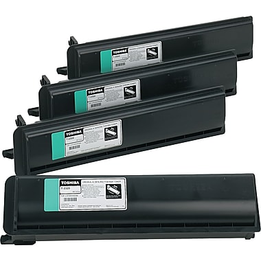 Toshiba Black Toner Cartridge (T-2320) 4/Pack