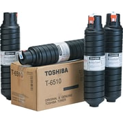 Toshiba Black Toner Cartridge (T-6510)