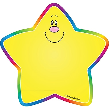 Carson-Dellosa Stars Cut-Outs, All Grades