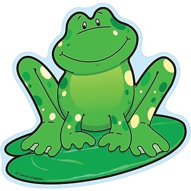 Carson-Dellosa Frogs Cut-Outs.