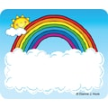 D.J. Inkers Sun 'n Rainbow Name Tags