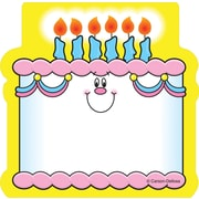 Carson-Dellosa Birthday Cake Notepad