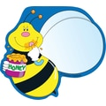 Carson-Dellosa Bee Notepad, 36 nonstick sheets per pad