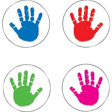 Carson-Dellosa Handprints Chart Seals