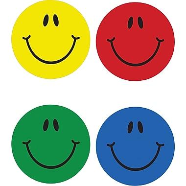 Carson-Dellosa Smiles, Multicolor Chart Seals