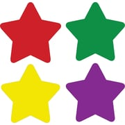 Carson-Dellosa Stars, Multicolor Chart Seals, 810 Self-Adhesive Seals Per Pack