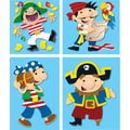 Carson-Dellosa Pirates Prize Pack Stickers