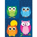Carson-Dellosa Colorful Owls Prize Pack Stickers